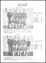 1955 Father Leo Memorial School Yearbook Page 34 & 35