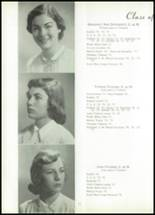 1953 Visitation Academy Yearbook Page 16 & 17