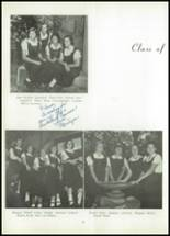 1953 Visitation Academy Yearbook Page 28 & 29