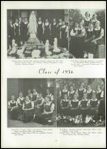 1953 Visitation Academy Yearbook Page 30 & 31