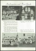 1953 Visitation Academy Yearbook Page 36 & 37