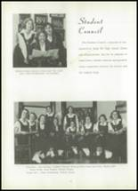 1953 Visitation Academy Yearbook Page 40 & 41