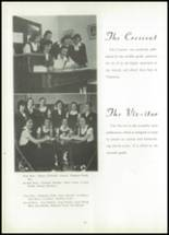 1953 Visitation Academy Yearbook Page 42 & 43