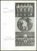 1953 Visitation Academy Yearbook Page 44 & 45