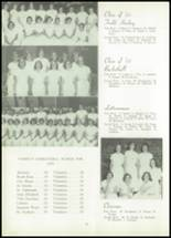 1953 Visitation Academy Yearbook Page 46 & 47
