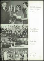 1953 Visitation Academy Yearbook Page 50 & 51