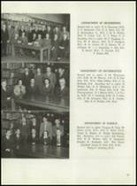1945 Baltimore Polytechnic Institute 403 Yearbook Page 16 & 17
