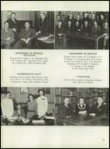 1945 Baltimore Polytechnic Institute 403 Yearbook Page 18 & 19