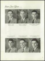 1945 Baltimore Polytechnic Institute 403 Yearbook Page 22 & 23