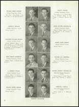 1945 Baltimore Polytechnic Institute 403 Yearbook Page 24 & 25