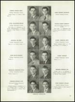 1945 Baltimore Polytechnic Institute 403 Yearbook Page 28 & 29