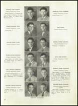 1945 Baltimore Polytechnic Institute 403 Yearbook Page 30 & 31