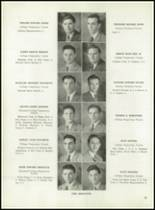 1945 Baltimore Polytechnic Institute 403 Yearbook Page 36 & 37
