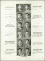1945 Baltimore Polytechnic Institute 403 Yearbook Page 38 & 39