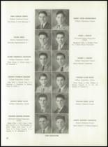 1945 Baltimore Polytechnic Institute 403 Yearbook Page 42 & 43