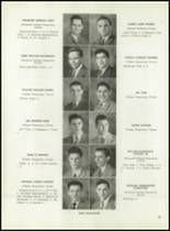 1945 Baltimore Polytechnic Institute 403 Yearbook Page 52 & 53