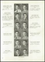 1945 Baltimore Polytechnic Institute 403 Yearbook Page 54 & 55