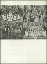1945 Baltimore Polytechnic Institute 403 Yearbook Page 98 & 99