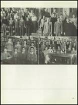 1945 Baltimore Polytechnic Institute 403 Yearbook Page 104 & 105