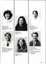 1983 Trinity Christian Academy Yearbook Page 20 & 21