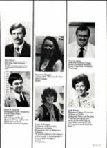 1983 Trinity Christian Academy Yearbook Page 24 & 25