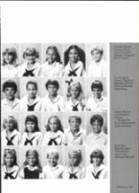 1983 Trinity Christian Academy Yearbook Page 108 & 109