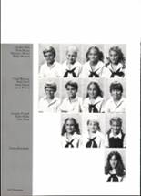 1983 Trinity Christian Academy Yearbook Page 110 & 111