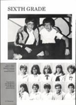 1983 Trinity Christian Academy Yearbook Page 116 & 117