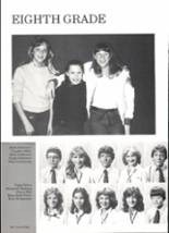1983 Trinity Christian Academy Yearbook Page 124 & 125