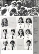 1983 Trinity Christian Academy Yearbook Page 142 & 143