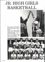 1983 Trinity Christian Academy Yearbook Page 170 & 171