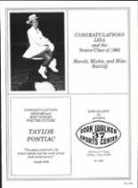 1983 Trinity Christian Academy Yearbook Page 252 & 253