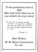 1983 Trinity Christian Academy Yearbook Page 254 & 255