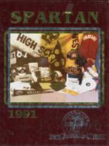 1991 Yearbook Wyoming Valley West High School