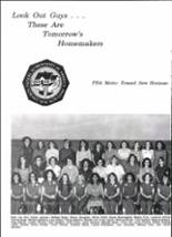 1980 Hamlin High School Yearbook Page 24 & 25
