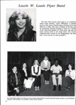 1980 Hamlin High School Yearbook Page 26 & 27