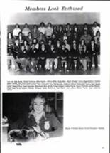 1980 Hamlin High School Yearbook Page 28 & 29