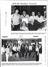 1980 Hamlin High School Yearbook Page 30 & 31