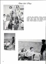 1980 Hamlin High School Yearbook Page 38 & 39