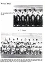 1980 Hamlin High School Yearbook Page 42 & 43