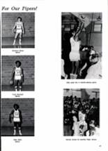 1980 Hamlin High School Yearbook Page 52 & 53