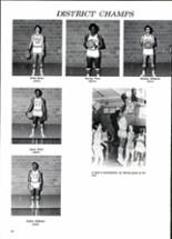 1980 Hamlin High School Yearbook Page 54 & 55
