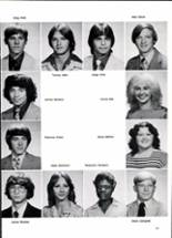 1980 Hamlin High School Yearbook Page 100 & 101