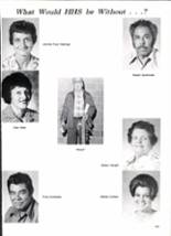 1980 Hamlin High School Yearbook Page 116 & 117