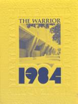 1984 Yearbook Walbrook High School