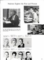 1968 MacArthur High School Yearbook Page 26 & 27