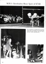 1968 MacArthur High School Yearbook Page 74 & 75