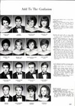 1968 MacArthur High School Yearbook Page 220 & 221