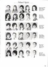 1968 MacArthur High School Yearbook Page 284 & 285
