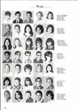 1968 MacArthur High School Yearbook Page 286 & 287